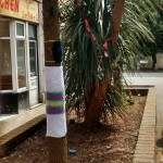 Yarn Bombing – could you help?