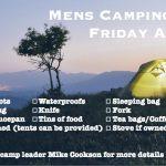 Mens Dartmoor Camping